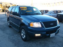 """2004 FORD EXPEDITION XLT ' FULLY LOADED LEATHER INTERIOR 3RD ROW SEATS & REAR AC """" .......$4500 in 29 Palms, California"""