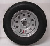 205/75/15 Radial Trailer Wheels and tires. in Leesville, Louisiana