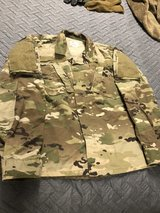 military uniforms and other type items in Fort Polk, Louisiana