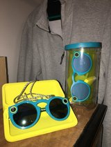 First Generation Snapchat Spectacles Blue (Used) in Lockport, Illinois
