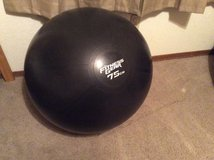Fitness Gear 75cm Exercise Ball in Alamogordo, New Mexico