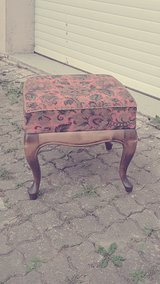 Old Chippendale chair in Ramstein, Germany