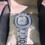 A wristwatch in Pearland, Texas