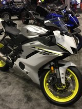 2017 Yamaha YZF R6 WhatsApp Chat +919916296082 in Fairchild AFB, Washington