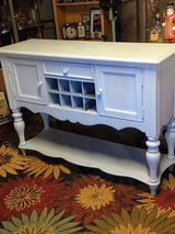 Ashley chalk painted buffet/server in Cherry Point, North Carolina