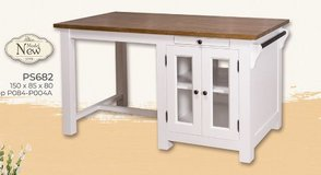 United Furniture - Table Kitchen Island 682 - available in all colors - Including Delivery in Ansbach, Germany