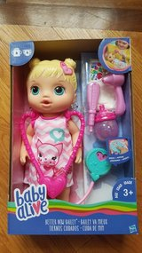Baby alive better now bailey new in New Lenox, Illinois