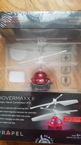 Hoovermaxx II magic hand controlled UFO in New Lenox, Illinois