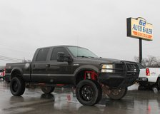 2006 Ford F-250 XLT Crew Cab 4x4 Bullet Proofed Lifted Southern Truck in Fort Knox, Kentucky