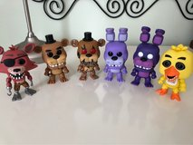 Five Nights at Freddy's Funko Pop Figures in Algonquin, Illinois