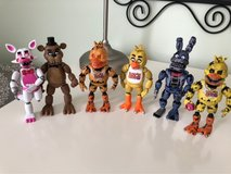 Five Nights at Freddy's Figures in Algonquin, Illinois
