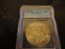 1902 o morgan dollar ms 66 in Clarksville, Tennessee