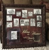 Large collage picture frame in Joliet, Illinois
