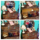 Solid Sealed Dresser + mirror in Hopkinsville, Kentucky