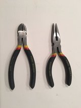 1 pr Wire Cutters and 1 pr Long Nose Pliers in Wheaton, Illinois