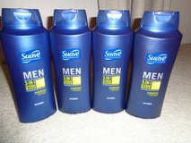 NEW 4-Mens 3-in-1 shampoo, cond.,bodywash LARGE 28oz. in Camp Lejeune, North Carolina