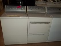 WHIRLPOOL GOLD WASHER & DRYER COMBO in Fort Bragg, North Carolina