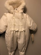 Rothschild Baby Snowsuit Size 6-9 months in Westmont, Illinois