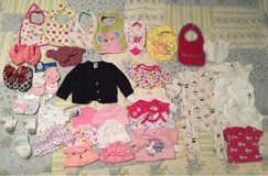 Baby Girl 40 Piece Lot in Fort Campbell, Kentucky