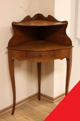 Freddy's - Louis XV corner cabinet in Spangdahlem, Germany