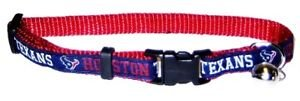 Houston Texans pet collar in Houston, Texas