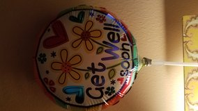 Get Well Soon balloon in Kingwood, Texas