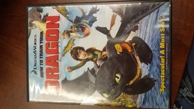 How to Train Your Dragon dvd in Kingwood, Texas