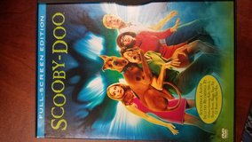 Scooby Doo Movie dvd in Kingwood, Texas