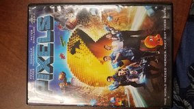 Pixels dvd in Kingwood, Texas