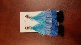 Fringe Earrings in Houston, Texas