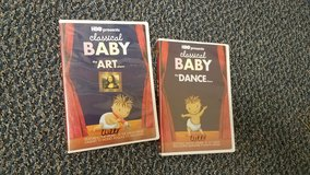 Classical Baby DVDs in Kingwood, Texas