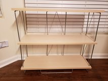 Shelving unit in Chicago, Illinois