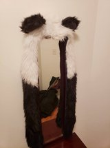 PANDA HAT WITH MITTINS(TEEN/LADY) in Clarksville, Tennessee