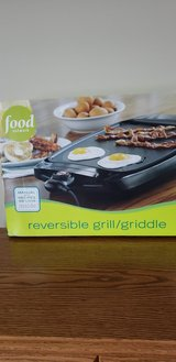 Reversible grill  griddle in Chicago, Illinois