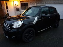 Mini Cooper Countryman D All4 in Spangdahlem, Germany