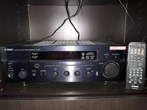 Yamaha RX-497 Natural Sound Stereo Receiver with Remote in Stuttgart, GE
