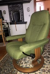 Stress less New Armchair looking for new home in Ramstein, Germany