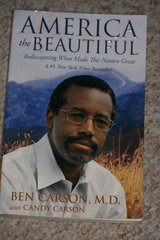 America the Beautiful by Dr Ben Carson in Ramstein, Germany