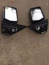 09-14 Ford F150 Right & Left Side View Mirrors in Houston, Texas