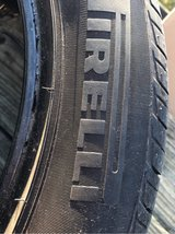 Pirelli Tire P235/50ZR 18 97W in Houston, Texas