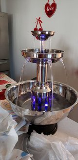 Light up punch bowl, mark down in Conroe, Texas