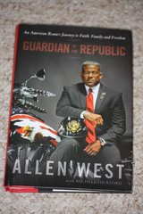 Guardian of the Republic, By Lt Col Allen West in Ramstein, Germany