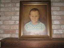 Picture frame in Kingwood, Texas