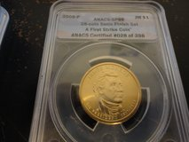 2008p sp69 satin 1st strike james monroe $1 in Fort Campbell, Kentucky