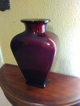 Heavy Vase in Lackland AFB, Texas