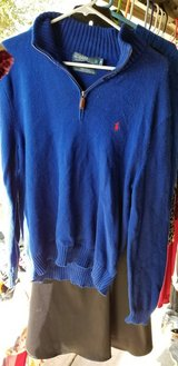Mens M Polo Sweater in Kingwood, Texas