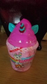 Smooshy mushy unicorn surprise in New Lenox, Illinois