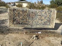 "Area rug, 47"" x 82"" in 29 Palms, California"