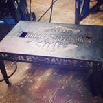 Custom METAL TABLE in Camp Pendleton, California