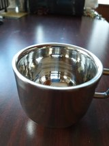stainless steel cup in Okinawa, Japan